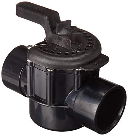 двухходовой клапан