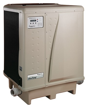 Pentair UltraTemp 140 Heat Pump 143,000 BTU