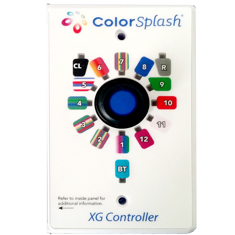 J Amp J Colorsplash Xg Led Light Controller