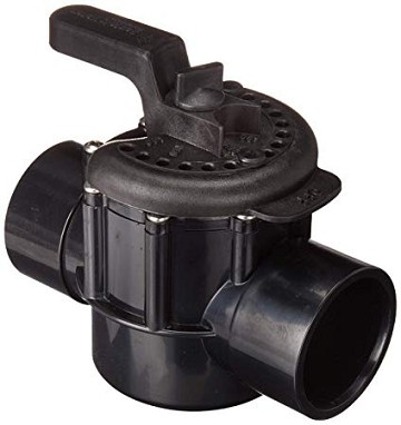 Pentair Two Port Valve - 2-Way CPVC 2